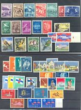 NED ANTILLEN - DUTCH ANTILLEN - 1951 /1973-- 46 STAMPS --MNH VF