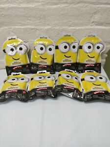 Lot of 8 MINIONS THE RISE OF GRU Movie Splat'ems Minis Blind Bags Splat Ems Toys