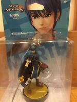Marth Amiibo Smash Bros NA/USA NIB New in Box First Print | eBay