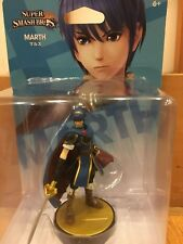 Nintendo amiibo  MARTH Super Smash Bros Series Free Shipping from Japan