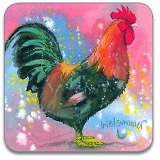Alex Clark  Hen / Chicken Coaster - Welsummer