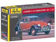 Heller Hell80766 Citroen 2 CV Charleston 1/24