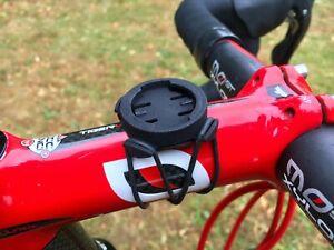 "MagCAD Wahoo Elemnt Quarter Turn Mount ""Garmin Style"" - Cycling 3D Printed GPS"