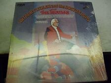 Arthur Fiedler and the Boston Pops play The Beatles-LP-Vinyl-Shrink-RCA Red Seal