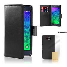 Cover e custodie nero Per Samsung Galaxy Pocket in pelle sintetica per cellulari e palmari