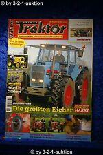 Oldtimer Traktor 5-6/12 Eicher Wotan Hürlimann D70/D85 MIAG Ackerschlepper LD 20