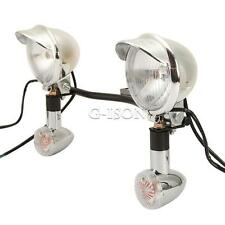 Passing Turn Signals Fog Light For Honda Shadow Sabre VF700 VT750 VT1100 VT1300