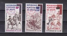 6467 Benin 200 Jahre Amerika 61-63 postfrisch