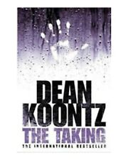 The Taking by Dean Koontz Large Trade Paperback