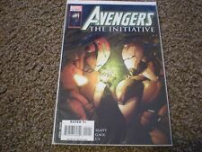 AVENGERS: INITIATIVE #12 (2007 Series) Marvel Comics NM/MT