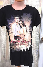 Twilight Breaking Dawn Lovers Baby Doll T-Shirt- Size SMALL- FREE S&H (TWTS-001)