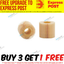 Oil Filter Aug|2007 - For TOYOTA RAV 4 - GSA33 Petrol V6 3.5L 2GR-FE [JA] F