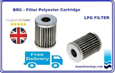 NEW BRC LPG CNG Vapour Gas LPG FILTER replacement at every 8 to 10k miles