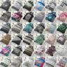 Bettwäsche-Set 3 tlg Bettbezug Kissenbezüge 100% Baumwolle 200/240x220 Modern