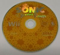 Sonic and the Secret Rings (Nintendo Wii) Sega *Game Disc Only*