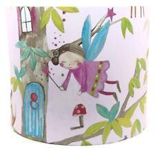Fairy Fairies Lampshade Light Shade Princess Bedroom Nursery Woodland Gift Large