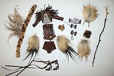 Superdoll Sybarite Kumalo Outfit and Accessories Only - NO DOLL