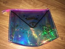 BENEFIT SAN FRANCISCO 20X18CM ZIP FASTEN MAKE-UP COSMETIC BAG (EX COND)