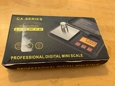 CX-Series Professional Digital Mini Scale