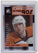 SCOTT MELLANBY 11/12 ITG Broad Street Boys Base Card #68 Philadelphia Flyers SP