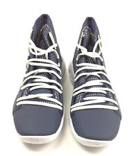 New Under Armour Hovr Havoc Mid Basketball Shoes Men's 9 Navy White 3020617