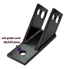 25 mm,Schlepper Kat 1 mit  Drehsicherung,Oldtimer,Neu Ackerschiene 860 mm
