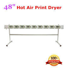 """New listing 48"""" Sectional Controllable Hot Air Print Dryer for Mutoh Roland Mimaki Printer"""