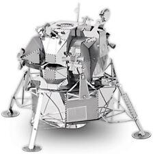 Metallic nano puzzle Apollo moon lander Japan import
