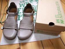 Damen Schuhe Sandalen Spangenschuh El Naturalista 39 grau torcal