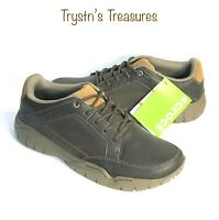 Crocs Swiftwater Hiker shoe mens size 7 or 8, 10 Espresso/Walnut