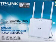 Adsl piu' Modem Router TP Link