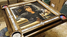 Domino Tables by Art with Scarface Theme