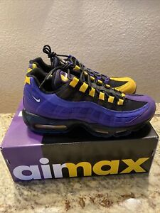 Nike Air Max 95 NRG Lebron Lakers Men's Size 11 CZ3624-001 Brand New. In Hand