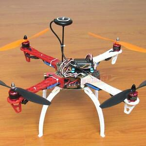 DIY F450 Quadcopter Drone Kit w/ APM2.8 Flight 7M GPS 920KV Motor Simonk 30A ESC