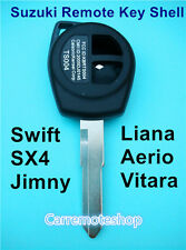 Suzuki 2 Button Remote Key Shell Swift SX4 Liana Aerio Vitara Jimny VITARA XL7