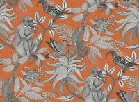Cole & Son Savuti Wallpaper 109/1001 Orange