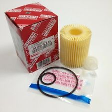 Toyota Genuine OEM Oil Filter 04152-YZZA5 Set of 3