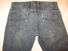 Diesel Boys Safado Jeans Straight Leg Sz 16 or 32 x 28 100% Cotton