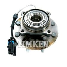 Wheel Bearing and Hub Assembly-4WD Front Timken SP580310