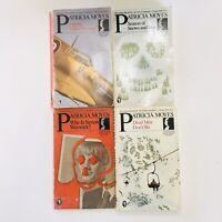 LOT OF 4 PB PATRICIA MOYES MYSTERIES Vintage: Dead Men, Simon Warwick, Seasons
