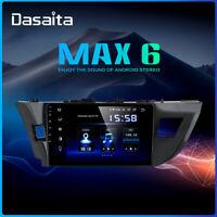 Dasaita For Toyota Corolla GPS Navigation Android 10 Car Stereo Radio Carplay