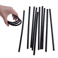 10 Pcs 7*190mm Black Hot Melt Glue Sticks For Glue Gun Auto Repair Tools F&F