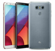 "Original LG G6 Unlocked Smartphone Great A++ 5.7"" 32GB Dual Rear Camera 4G LET"