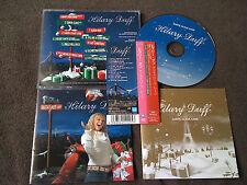 Hilary Duff / santa claus lane /JAPAN LTD CD OBI
