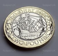 "2011 Royal Mint "" 500th Anniversary Of The Mary Rose "" BU  £2 Two Pound Coin"