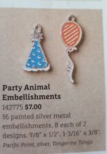 Stampin' Up Party Animal Embellishments RETIRED!!