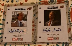Marvel Studios First Ten Years Auto Autograph Walton Goggins sonny burch lot 2