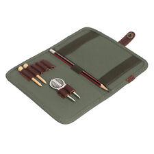 Tourbon Golf Scorecard Holder Pocketbook Yardage Scoring Tee Divot Carry Outdoor