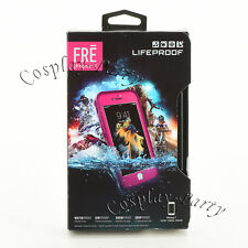 """LifeProof FRE Water Dust Snow Proof Hard Case Cover for iPhone 7 4.7"""" Brand New"""