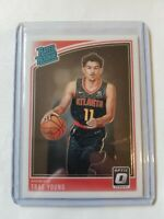2018-19 Donruss Optic Trae Young Base RC #198 Atlanta Hawks